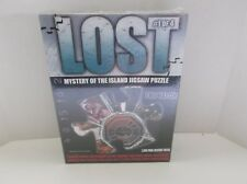 "LOST - Mystery of the Island:  #1 Of 4 - 1000 Piece Jigsaw Puzzle ""The Hatch"""