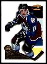 1995-96 Pinnacle Summit Valeri Kamensky #6