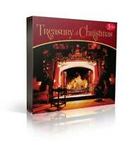 TREASURY OF CHRISTMAS (3 CD Set) - Audio CD By 101 strings orchestra - VERY GOOD
