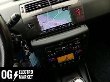 Citroen c4 GPS Navegación sistema Set Radio sat nav rneg WIP nav My Way