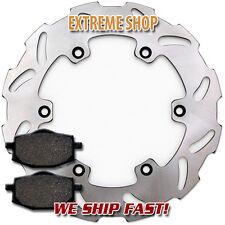 Yamaha Rear Brake Rotor + Pads YZ 125 250 U (88) DT 125 R (88-03) TDR 125 94-03