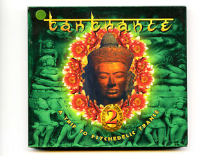 Various – Tantrance 2 – A Trip To Psychedelic Trance –2 × CD Compilation-1996
