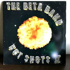 Hot Shots II by The Beta Band 2001 Vinyl Astralwerks Records 1st Press Squares