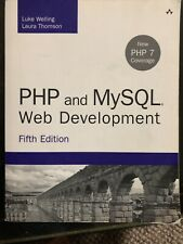 Php and MySql Web Development, Fifth Edition [Used]
