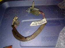1964 1965 lincoln convertible top down limit switch under package tray