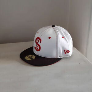 Chicago White Sox MLB 59FIFTY Fitted Cooperstown Baseball Cap