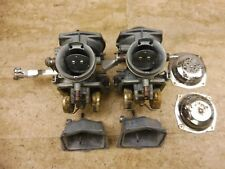 1971 Honda CB350 CL350 H1635' carburetors carbs set assy