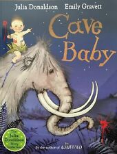 Julia Donaldson Story Book: CAVE BABY - NEW - 2019