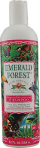Botanical Moisturizing Shampoo by Emerald Forest, 12 oz