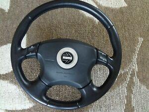 Subaru Legacy BH5 momo steering wheel  LEATHER