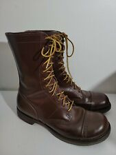 "Corcoran Men's 10"" Historic Brown Leather Jump Boot style 1510 Sz 11"