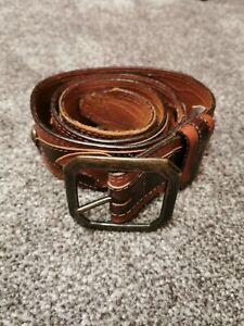 Diesel Belt, Leather, 32, medium
