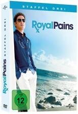 ROYAL PAINS - STAFFEL 3  DVD NEU OVP
