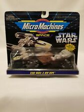 1994 Galoob Star Wars Micro Machines Collection III A New Hope MOC