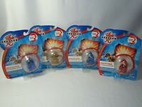 B29 Bakugan Season 2 New Vestroia Booster Packs lot of 4- New- Scraper. Klawgor
