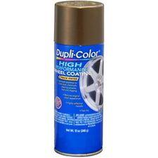 Duplicolor HWP105 Wheel Paint (Bronze) 11 oz.