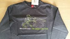 T-Shirt Indian Rags The Mighty Skater - Taglia Media - Colore Grigio Nuova