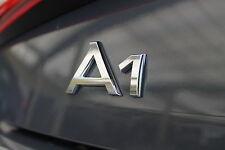 Original Audi A1 Schriftzug Audi A1 Emblem 8X0853741 2ZZ