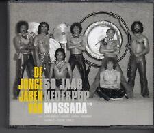 MASSADA De Jonge Jaren Van 50 Jaar Nederpop 2-CD BOX MALUKKU LATIN ROCK