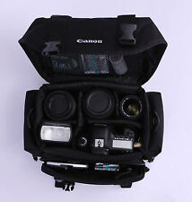 [Sale] Canon Gadget Shoulder Camera Carry Case Bag 2400/9361 Black DSLR Travel