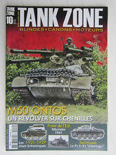 TANK ZONE N° 10 /M50 ONTOS/1931-1939:Chars britanniques/Front de l'est:Nikolaïev