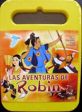 LAS AVENTURAS DE ROBIN (TOEI) - DVD - NUEVO - MUCHOCHISME