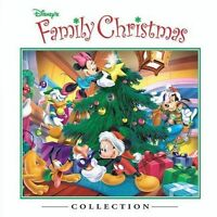 Disney's Family Christmas Collection by Disney CD 2003 20 songs