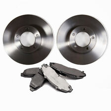 Daewoo Musso 2.9 TD 4x4 SUV 120HP Front Brake Discs and Pads