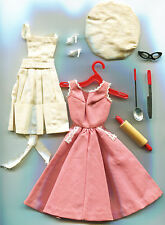 Barbie   1959 / 62   BARBIE - Q   Outfit and Accessories  #962  Mattel