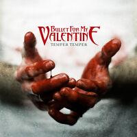 BULLET FOR MY VALENTINE Temper Temper Deluxe Version CD BRAND NEW Bonus Tracks