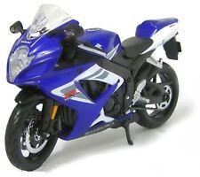 Maisto Suzuki GSX-R 750 1:12 blue / white