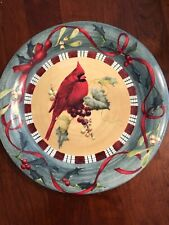 Lenox Winter Greetings Everyday Cardinal Collector Plate
