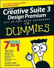 Adobe Creative Suite 3 Design Premium All-in-One Desk Reference For Du-ExLibrary