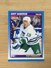 Geoff Sanderson 1991 Score RC