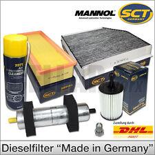 Audi A4 8K A5 2.0 TDI Inspektionspaket Filterset Filtersatz Filter Klimareiniger