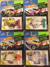 Hot Wheels Workshop Car Design Refill Pack # 1,2,3,4