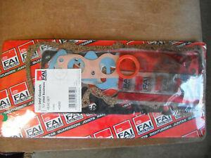 FORD FIESTA HEAD GASKET SET 1.4 EFI 02/1994-10/1995 CVH FAI HS842