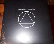 GARBO - LIVING 2016  - DOPPIO 2 LP  NUMERATO SIGILLATO