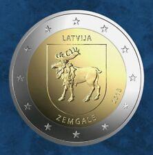 Letland 2018 - Zemgale - 2 euro CC - UNC