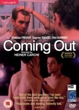 COMING OUT. Matthias Freihof. Gay interest. New Sealed DVD.