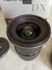 Tokina 11-16mm f/2.8 AT-X PRO DX Objektiv für Canon - Gebraucht