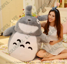 "40""Japanese Studio Ghibli Anime Grin My Neighbor Totoro Plush Toy Stuffed Doll"