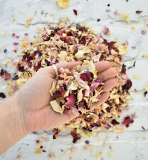 Natural Dried Natural Flower Real Petal Biodegradable Wedding Confetti 1L Mixed