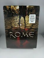 Rome - The Complete First Season (DVD, 2006, 6-Disc Set) US Free Shipping!