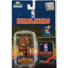 NBA 3 inch Mini Figure Jamal Mashburn Miami Heat Limited Edition