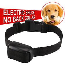 Anti Bark Electric Shock Dog Collar Stop Barking Pet Training Collar Practical *