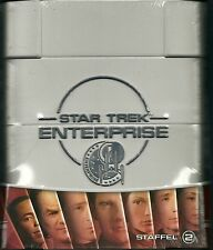 Star Trek Enterprise 2 2005 Hart Box Neu OVP Sealed Deutsche Ausgabe