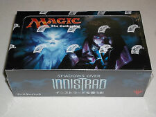 SHADOWS OVER INNISTRAD JAPANESE Booster Box!! Mtg New and Sealed!