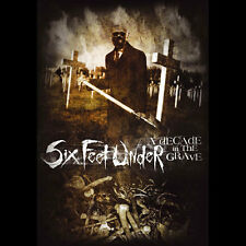SIX FEET UNDER POSTER A Decade In The Grave NEW OFFICIAL MERCHANDISE
