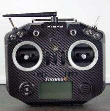 Taranis Q X7 X7S Carbon Fiber Radio Skin Wrap Transmitter QX7 Ultradecals